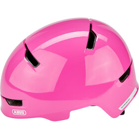 ABUS Scraper 3.0 Helmet Barn shiny pink